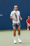 Spanischer Tennisstern Lopez-Feliciano (13) Lizenzfreies Stockfoto