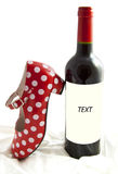 Spanischer Wein Lizenzfreies Stockfoto
