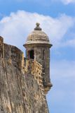 Spanisches Fort II Stockbilder