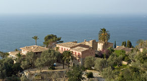 Spanisches Haus Stockfoto