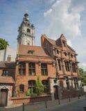 Spanisches Haus Mons Lizenzfreie Stockfotos