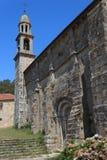 Spanisches Kloster Stockfotos