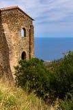 Spanisches Kloster Lizenzfreie Stockbilder