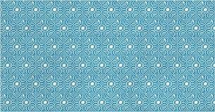 Spanisches Muster von Granada-Stadt vektor abbildung
