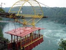 Spanish Aerocar over Niagara River Canada Stock Images