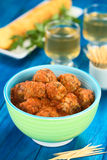 Spanish Albondigas Royalty Free Stock Photos