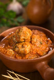 Spanish Albondigas Stock Photos