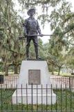 Spanish American War Monument Stock Image