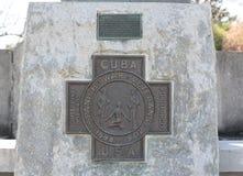 Spanish-amerikanischer Kriegs-Denkmal Lizenzfreie Stockfotos