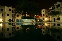 Spanish apartments Royalty Free Stock Photo