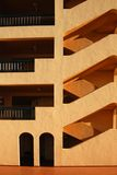 Spanish architecture Royalty Free Stock Photography