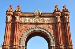 Spanish architecture Stock Images
