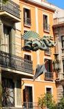 Spanish architecture Stock Photo