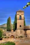 Spanish architecture Royalty Free Stock Image
