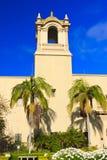 Spanish Architecture in Balboa Park Royalty Free Stock Image