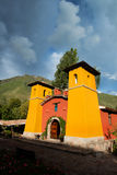 Spanish Architecture, Church, Chapel, Religion Stock Images