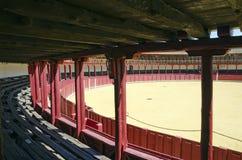 Spanish Arena. Old Spanish bullfighting arena in Toro (Zamora),  Spain Royalty Free Stock Photo