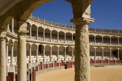 Spanish Arena royalty free stock photography