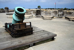 Spanish Artillery Stock Photo