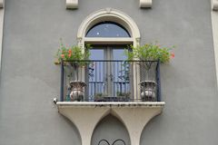 A Spanish Balcony Royalty Free Stock Images