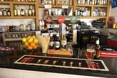 Spanish Bar scene