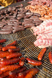 Spanish barbecue Royalty Free Stock Photos
