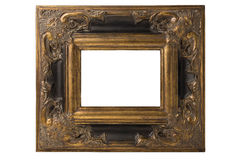 Spanish Baroque Frame Stock Photos