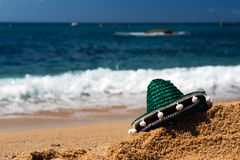 Spanish beach Stock Photos