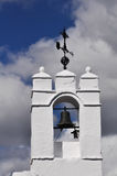 Spanish bell tower Stock Photography