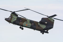 Spanish Boeing Chinook ARMY Stock Photo