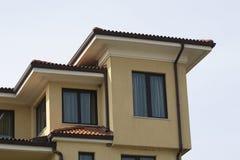 Spanish building architecture Stock Photo