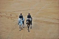 Spanish bullfighting Stock Images