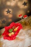 Spanish candied fruit Stock Photo