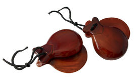 Spanish Castanets Stock Image