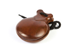 Spanish Castanets Royalty Free Stock Image