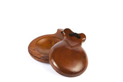 Spanish Castanets Royalty Free Stock Photo