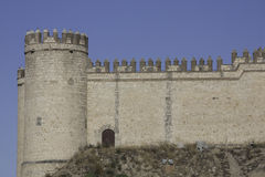 Spanish Castle Royalty Free Stock Image