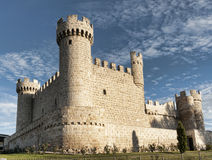 Spanish Castle Stock Photos