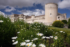 Spanish castle Royalty Free Stock Photos