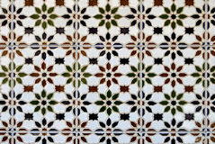 Spanish Ceramic Tiles Stock Image