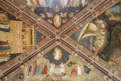 The spanish chapel in Florence Royalty Free Stock Photo