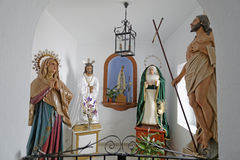 Spanish chapel Stock Photos