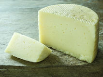Spanish cheese Stock Photography