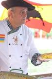 Spanish chef Stock Photos