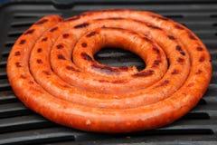 Spanish Chorizo sausage Royalty Free Stock Photos