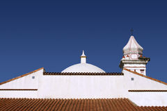 Spanish church Royalty Free Stock Image