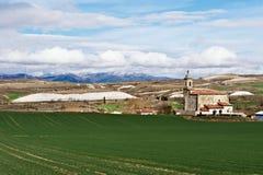 Spanish Church Stock Photos