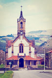 Spanish Church Royalty Free Stock Photography
