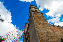 Spanish Church Royalty Free Stock Images
