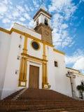 Spanish Church Stock Photography